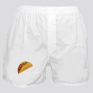 Hard Shell Taco Boxer Shorts