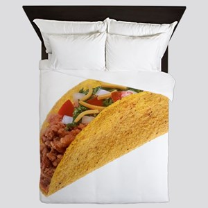 Hard Shell Taco Queen Duvet