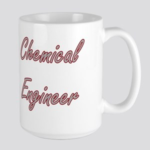 Chemical Engineer Artistic Job Design Mugs