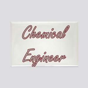 Chemical Engineer Artistic Job Design Magnets