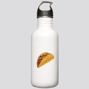 Hard Shell Taco Stainless Water Bottle 1.0L