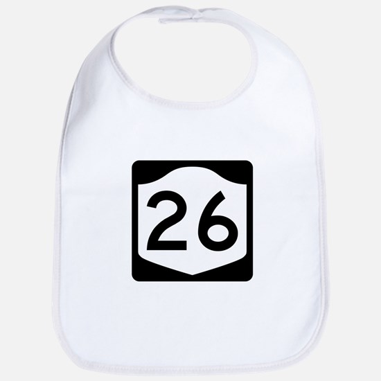 State Route 26, New York Bib