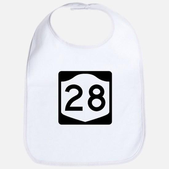 State Route 28, New York Bib