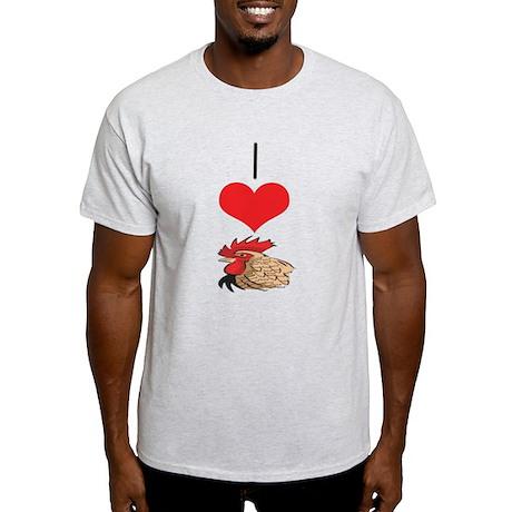 Chicken/Rooster Light T-Shirt