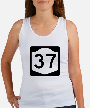 State Route 37, New York Women's Tank Top