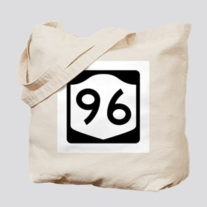 State Route 96, New York Tote Bag