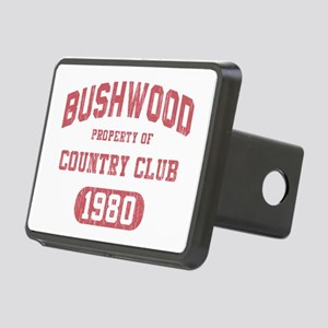 Vintage Bushwood Cc Rectangular Hitch Cover