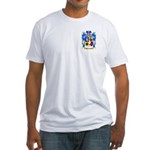 MacConnel Fitted T-Shirt