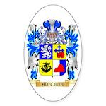 MacConnel Sticker (Oval 50 pk)