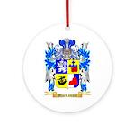 MacConnel Ornament (Round)