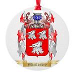 MacConkey Round Ornament