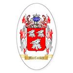 MacConkey Sticker (Oval)