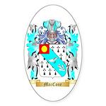MacCone Sticker (Oval)