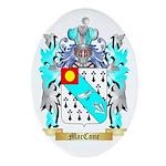 MacCone Ornament (Oval)