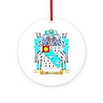 MacCone Ornament (Round)