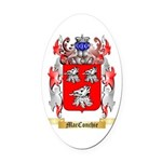 MacConchie Oval Car Magnet