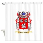 MacConchie Shower Curtain