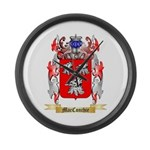 MacConchie Large Wall Clock