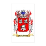 MacConachy Sticker (Rectangle 50 pk)