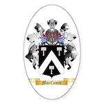 MacComie Sticker (Oval 10 pk)