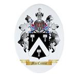 MacComie Ornament (Oval)