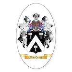MacCome Sticker (Oval 10 pk)