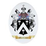 MacCome Ornament (Oval)