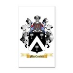 MacCombie Rectangle Car Magnet