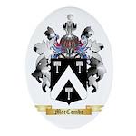MacCombe Ornament (Oval)