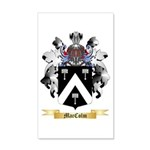 MacColm 20x12 Wall Decal
