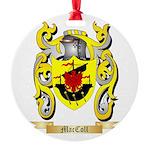 MacColl Round Ornament