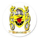MacColl Round Car Magnet