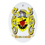 MacColl Ornament (Oval)