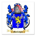 MacColgan Square Car Magnet 3