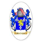 MacColgan Sticker (Oval)