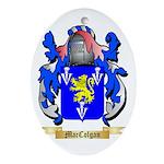 MacColgan Ornament (Oval)
