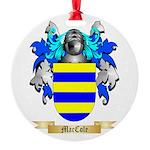 MacCole Round Ornament