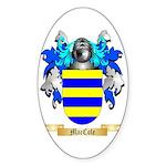 MacCole Sticker (Oval 50 pk)