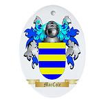 MacCole Ornament (Oval)