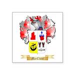 MacClune Square Sticker 3