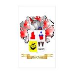 MacClune Sticker (Rectangle 10 pk)