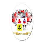 MacClune 35x21 Oval Wall Decal