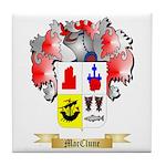 MacClune Tile Coaster