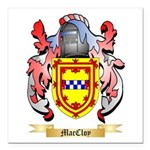 MacCloy Square Car Magnet 3