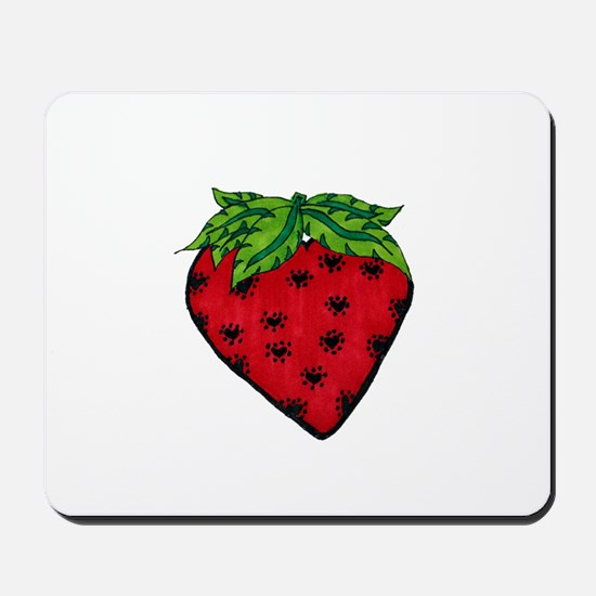 Heartberry Mousepad