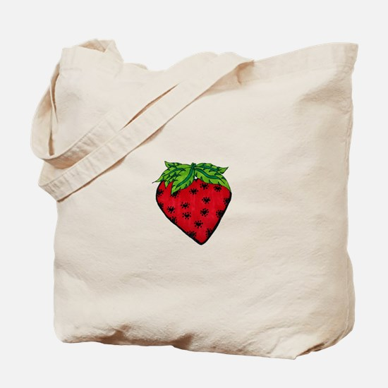 Heartberry Tote Bag