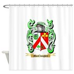 MacCloughry Shower Curtain