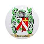 MacCloughry Ornament (Round)
