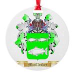 MacCloskey Round Ornament