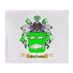 MacCloskey Throw Blanket